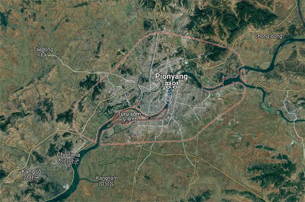 capital mas poblada de corea
