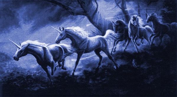 tropilla de unicornios