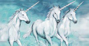 los unicornios que existen