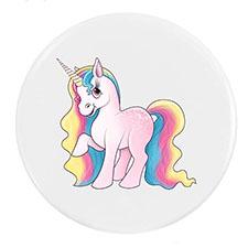 prendedor de unicornio