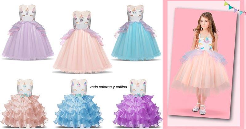 comprar vestidos de unicornio
