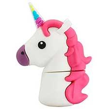 pendrive de unicornio