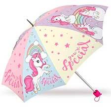 paraguas de unicornio